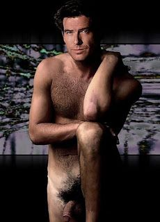 Agree, very pierce brosnan nude quite