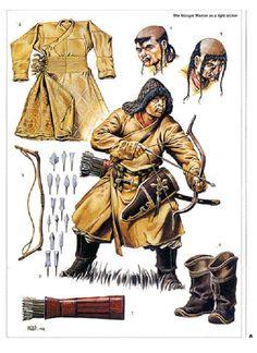 medieval mongolian - Google Search
