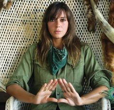 Musical Muse: Cat Power & How To Get Her Look