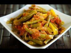 Green Beans Salad Recipe (healthy recipe) Vegetable salad #GreenBeans #Salad #Recipe #healthy #recipe #Vegetable