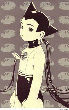 Astro Boy by Range Murata on                                                                                                                                                     Más
