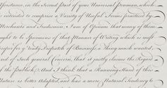 How and Why to Improve Your Cursive Penmanship