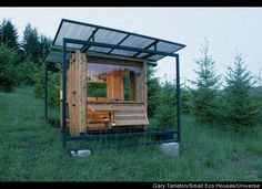 11 Small Eco Homes That Live Large (PHOTOS)#s223318=Small_is_Beautiful