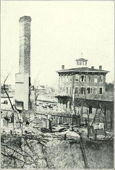 (1864) Ruins - Atlanta, GA