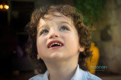 Fotografía infantil, sonrisa, niño, infancia