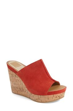 Dolce Vita 'Ross' Mule (Women) available at #Nordstrom (in mushroom)