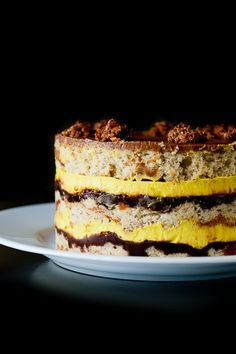 Life Is Sweet At Confectionery Bliss - Milk Bar Banana Cake