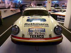 Porsche 911 4X1 Paris-Dakar 1984