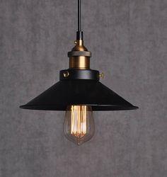 Италия промышленные урожай подвеска свет, Алюминий подвесной и подвеска лампа(China (Mainland))