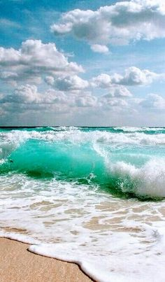 Ocean Waves and Surf Sand, white water, shore break Sea And Ocean, Ocean Beach, Ocean Waves, Beach Waves, Miami Beach, Ocean Photos, By The Sea, Summer Beach, Big Waves