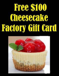 The Cheesecake Factory Gift Card can be used at any of The Cheesecake Factory restaurants nationwide, and for online purchases at bedtpulriosimp.cf Any remaining value will be available for use at your next restaurant or online visit. Please safeguard your card as it cannot be replaced if lost or stolen/5().