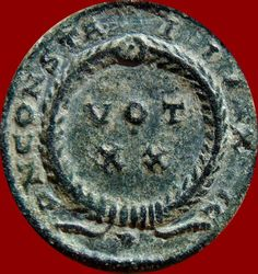 Byzantine Empire Coin Very Rare Bronze Follis 32mm Uncleaned Price Remains Stable Coins: Ancient
