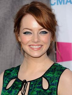 Emma Stone - Hollywood celebrity movie actor