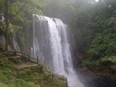 Catarata de Pulhapanzac , Honduras , Centro America