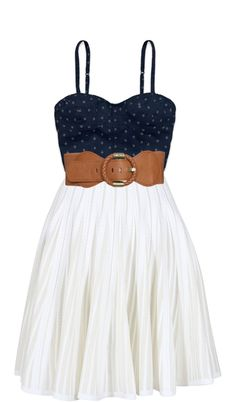 """Cute summer dress."" by pliziabishop on Polyvore"