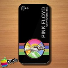 Pink Floyd Wish You Were Here Custom iPhone 4 or 4S Case Cover