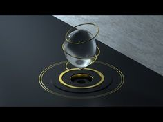 (4) Cinema 4D Tutorial - Blowing Bubbles Using Soft Body Dynamics - YouTube