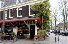 TOP 20 COZY BARS IN AMSTERDAM - cafe thijssen