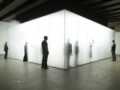 space and lighting installation