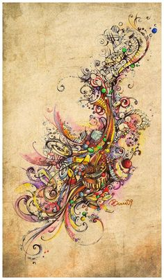 beautiful tattoo ideia