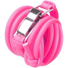altuzarra neon tube bracelet