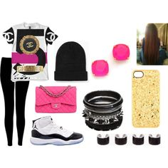 """Ronnie Banks"" by maddydallas on Polyvore"
