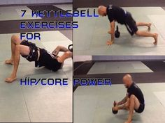 7 MMA Specific Kettlebell Exercises for Core & Hip Strength | Onnit Academy