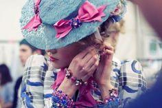 Meadham Kirchhoff Spring-Summer 2013 RTW   Fashion shows