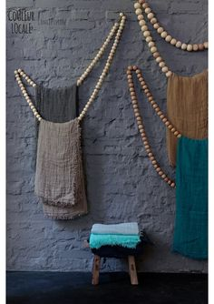 On our wishlist: houten woonketting