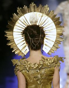 Jean Paul Gaultier haute couture s/s 2007