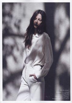 editorial | white on white