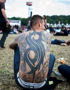 me in the future , dont care if im a girl gottat wear see through or no shirts Lol.  Slipknot ♥