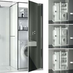 Die 7 Besten Bilder Von Waschmaschine Trockner Schrank Home Decor