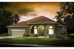 Manchester by Standard Pacific Homes at Panther Trace: Panther Trace - Lyndhurst