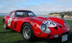 1963 Ferrari 250 Berlinetta GTO at Pebble Beach
