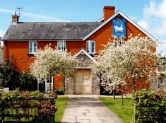 The Felin Fach Griffin in Powys, accredited by Sawday's Special Places to Stay. Walk, ride, bike or canoe your way through the Beacons, head for Hay and book heaven, return to crisp bedrooms, good fire and delicious food.