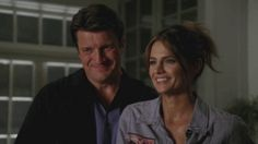 Kate and Castle .gif