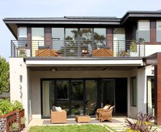 sunset idea house 2014 Love this architecture and the indoor outdoor patio design