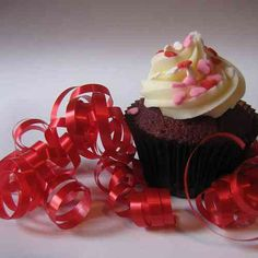 Doesn't this cupcake look scrumptious?