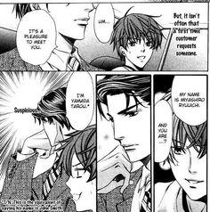 Benriya-san | Mr. Convenience | yaoi manga
