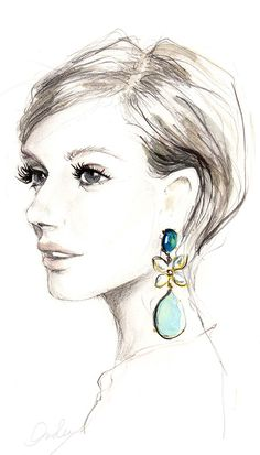 pencil sketch by Inslee