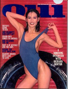 Oui Magazine April 1978 Near Mint Mature