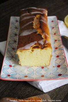 Cake au citron Lemon Infinity : la recette facile