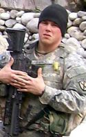 Army Spc. Joshua R. Farris  Died July 9, 2009 Serving During Operation Enduring Freedom  22, of La Grange, Texas; assigned to 2nd Battalion, 87th Infantry Regiment, 3rd Brigade Combat Team, 10th Mountain Division (Light Infantry), Fort Drum, N.Y.; died July 9 in Wardak Province, Afghanistan, of wounds sustained when an improvised explosive device detonated near his vehicle.