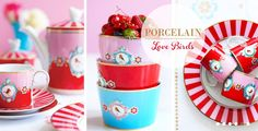 PiP Studio Love Birds Porcelain