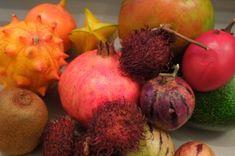 Tropické ovocie