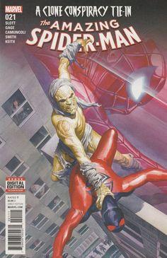 The Amazing Spider-Man # 21 Marvel Comics Vol 4