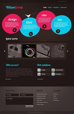 simple web design - Simple Website Design Ideas
