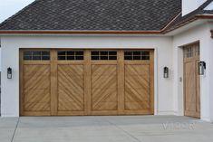 Modern, Custom Garage Doors | Provo, Orem UT | Vidor Garage Doors