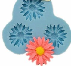 Allforhome 3 Cavities Mini Silicone 2.7cm Flower Fondant Clay Fimo Candy Chocolate Cake Molds Decorationg Moulds Allforhome http://www.amazon.com/dp/B00ISHG6TG/ref=cm_sw_r_pi_dp_3VJiub07GXSDC